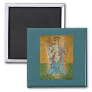 Saint Michael Magnet