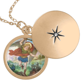 Saint Michael Necklace