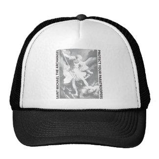 Saint Michael Paratrooper Trucker Hat