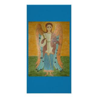 Saint Michael Picture Card