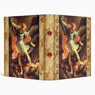 Saint Michael the Archangel Binder