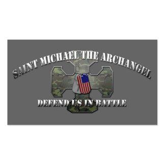 Saint Michael the Archangel Business Card