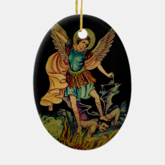 Saint Michael The Archangel Hanging Ornament
