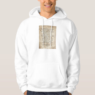 Saint Michael the Archangel Hoodie