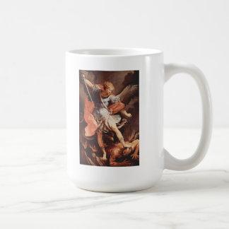 Saint Michael the Archangel Mug
