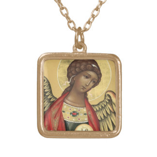 Saint Michael the Archangel Russian Icon Pendant