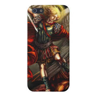 Saint Michael the Archangel Speck Case