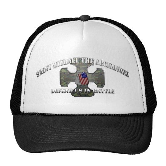 Saint Michael the Archangel Trucker Hat
