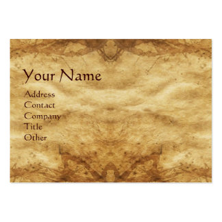 SAINT MICHAEL VANGUISHING SATAN LARGE BUSINESS CARDS (Pack OF 100)
