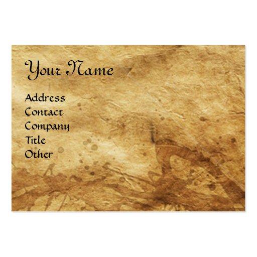 Saint Michael Vanquishing the Devil Business Cards