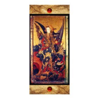 Saint Michael Vanquishing the Devil Rack Cards