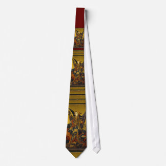 Saint Michael Vanquishing the Devil Tie