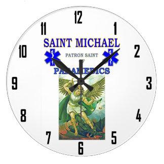 SAINT MICHAEL WALL CLOCKS