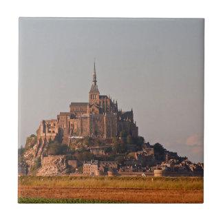 Saint-Michel 3 de Mont Azulejo Cuadrado Pequeño