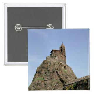 Saint Michel d Aiguilhe photo Button