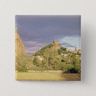 Saint Michel d'Aiguilhe, the Rocher Button