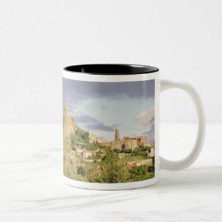 Saint Michel d'Aiguilhe, the Rocher Two-Tone Coffee Mug