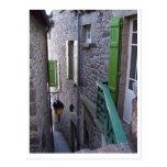 Saint Michel de Mont, Francia Tarjeta Postal