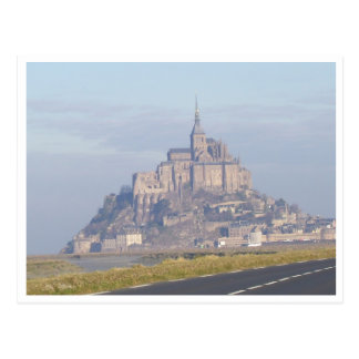 Saint Michel de Mont, Normandía, Francia Postal