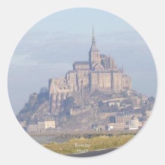 Saint Michel de Mont Pegatina Redonda