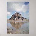 Saint-Michel de Mont Poster