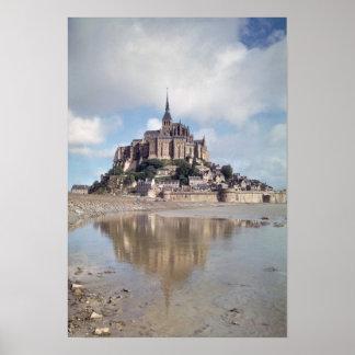 Saint-Michel de Mont Póster