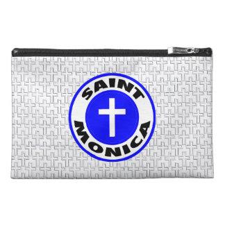 Saint Monica Travel Accessory Bags