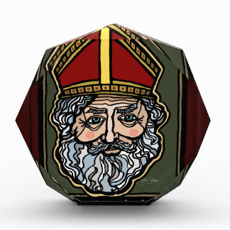 Saint Nicholas Acrylic Award