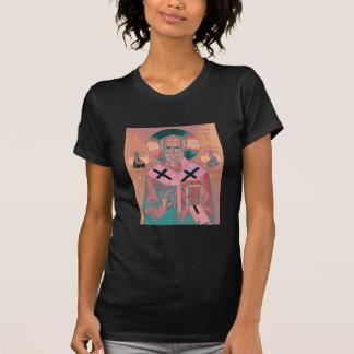 Saint Nicholas Icon T-Shirt
