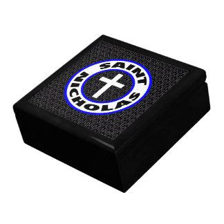 Saint Nicholas Jewelry Box
