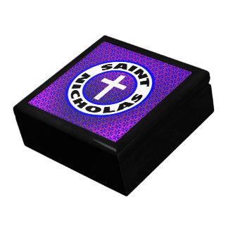 Saint Nicholas Keepsake Box