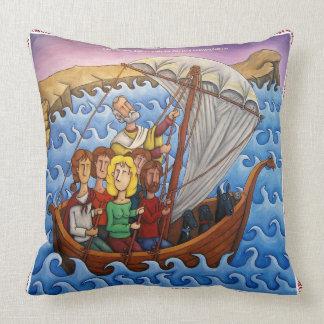 Saint Nicholas Pillow