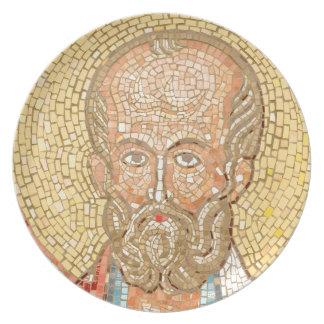 Saint Nicholas Plate