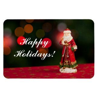 Saint Nicholas Rectangular Photo Magnet
