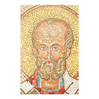 Saint Nicholas Stationery