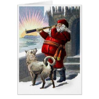 Saint Nick Greeting Cards