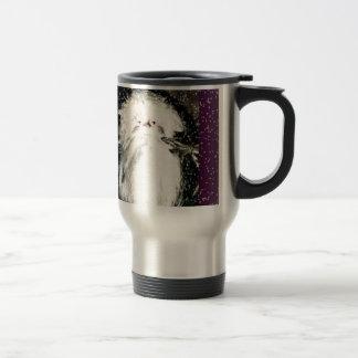Saint Nick-Ho Ho Ho Travel Mug