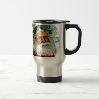 Saint Nick Travel Mug