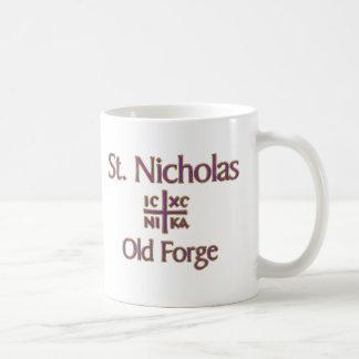 Saint Nicks Old Forge Basic Mug