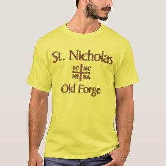 Saint Nicks Old Forge Basic Tee