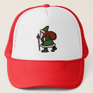 Saint Nicolas (Green Robes) Trucker Hat
