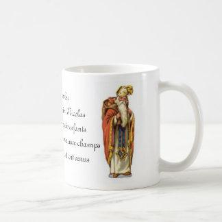 Saint Nicolas's Day Classic White Coffee Mug