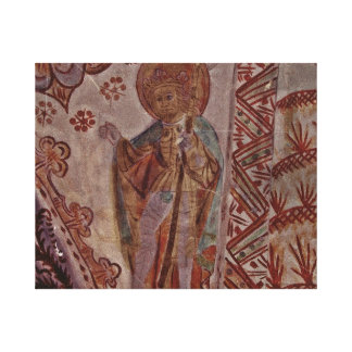 Saint Olaf of Norway Stretched Canvas Print