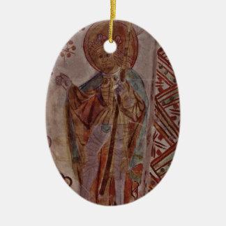 Saint Olaf of Norway Ceramic Ornament
