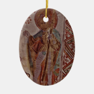 Saint Olaf of Norway Christmas Ornament