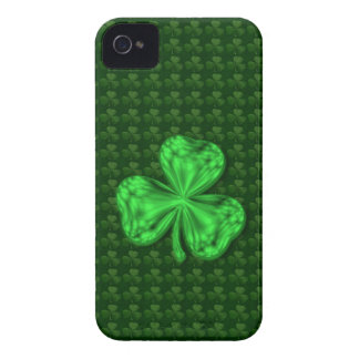 Saint Paddy's Shamrocks iPhone 4/4s Case