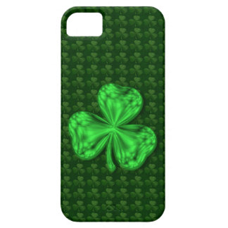 Saint Paddy's Shamrocks iPhone 5 Case