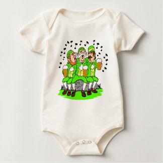 Saint Paddy's Day Baby Bodysuit