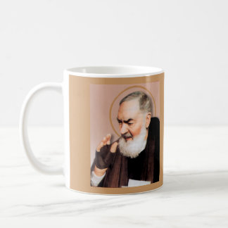Saint Padre Pio*, Catholic Mystic Mugs