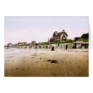 Saint-Pair-sur-Mer Normandy France Card